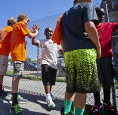 """""""Summer Madness"""" #camp combines community service and fun to get youth involved, interested in service"""