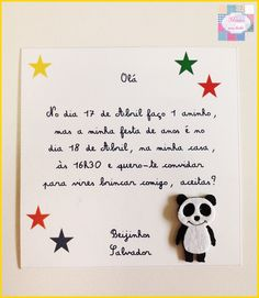 Kit festa | Aniversário SALVADOR | 1 Aninho  Convite  Obrigada papás   +INFO: mimeoseubebe@gmail.com   #mimeoseubebe #mime #festasdeaniversário #kitfesta #festasdivertidas #panda