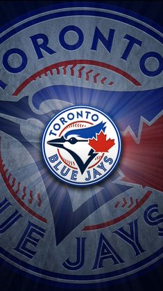 Baseball Wallpaper, Mlb Wallpaper, Toronto Blue Jays Logo, Sports Wallpapers, Iphone Wallpapers, Basketball Photography, Team Player, Sports Logos, Sports Teams