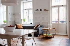 Living Room, posted Emma Fexeus | Scandinavian Deko.
