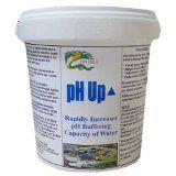 For Pond pH Crash use Hydra pH Up 1 kilo Treats 7,000 Litres of Pond Water