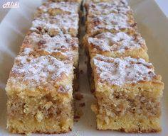 Čupava pita s orasima Pie Recipes, Sweet Recipes, Baking Recipes, Dessert Recipes, Tea Cakes, Croation Recipes, Russian Honey Cake, Croatian Cuisine, Bosnian Recipes
