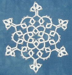 Take 5 Snowflake - pattern