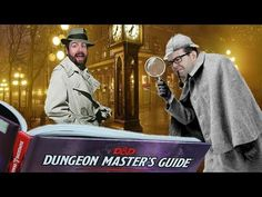 Building A Mystery: Clues & Solving Murders in 5e Dungeons & Dragons - Web DM - YouTube