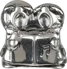 50% Off Chamilia Silver Carolers Charm.  Normally $35, On Sale for $17.50.