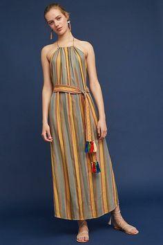 4759c64a NWT $188 ANTHROPOLOGIE Kanoo Maxi Dress by Kopal M, L #Anthropologie #Maxi #