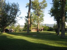 cabins in Montana