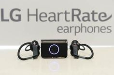 LG: Smartwatch? Pah! We'll measure your heart rate through your EARS