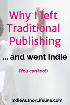 Traditional publishing gave me my start, but Indie publishing has made my writing career soar. Now I can write books for my readers whenever and however I want. Editing Writing, Fiction Writing, Writing A Book, Writing Tips, Book Publishing Companies, Self Publishing, Book Of Life, Writing Inspiration, Indie