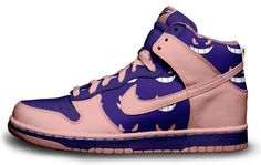 D Pokemon Gengar Nike Dunks