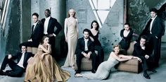Image result for annie leibovitz group photos