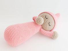Doudou amigurumi : le patron crochet pour débutants | Mery Crochet