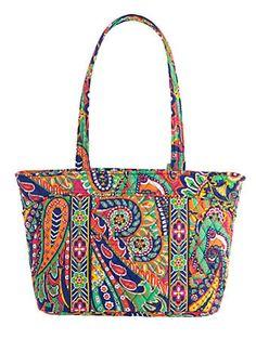 Mandy bag in Venetian Paisley | Vera Bradley