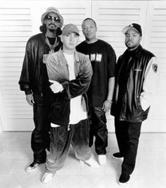 Snoop Dogg, Dr Dre, Ice Cube & Eminem