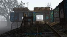 Post with 677 views. Fallout Mods, Fallout Art, Base Building, Building Ideas, Type Art, Types Of Art, Fallout 4 Settlement Ideas, Fall Out 4, Post Apocalypse