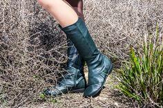 24c0f76b46ccb lookbook invierno 2016 - RAY MUSGO Zapatos ecologicos de mujer  green   verde  modasostenible  ecológico