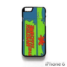 Scooby Doo Mystery Machine Van Fred Velma for Iphone 4/4S Iphone 5/5S/5C Iphone 6/6S/6S Plus/6 Plus Phone case