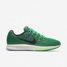 release date 8d7b0 87cbd  127.66 nike air zoom structure 18,Nike Womens Lucid Green Sail Chalk Blue Black  Air Zoom Structure 19 Running Shoe