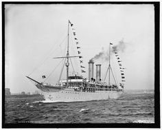 S.S. Prinzessin Victoria Luise | Library of Congress
