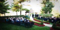 Pine Knob Mansion wedding Clarkston MI