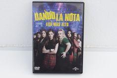 DANDO LA NOTA AÚN MÁS ALTO - DVD