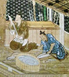 Togishi (sword polisher).