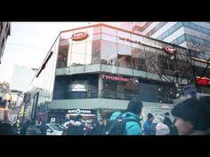 올리브영 명동 Opening - YouTube
