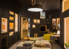 MINI presents shared living spaces as solution to housing crisis