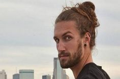 How to Grow a Man Bun Style Guide