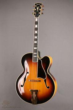 1957 Gibson L-5C sunburst