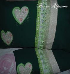 capas para deixar seu travesseiro mais encantador...