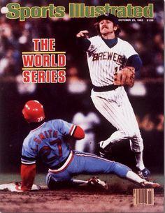 Sports Illustrated, 1982 World Series