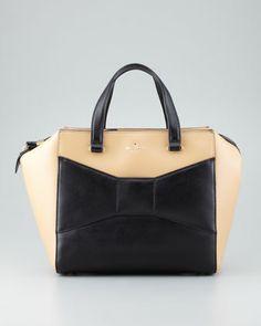 Kate Spade-2 Park Avenue Beau Shopper Tote Bag