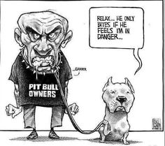 Pitt bull owners!! Here's the Truth!
