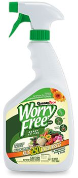 Worry Free® : Worry Free Brand Ready To Use : Overview Garden Pests, No Worries, Harvest, Free Products, Outdoor Ideas, Sewing Ideas, Label, Yard, Gardening