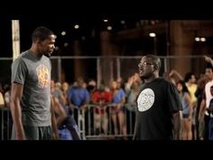 Foot Locker x Nike - Nicknames feat. In The Hole, Kevin Durant, Foot Locker, Nike Basketball, Really Funny, Nba, Commercial, Bucket, Baseball Cards