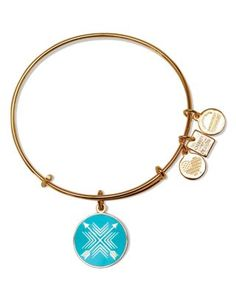 Alex and Ani Arrows of Friendship Expandable Wire Bangle, Charity By Design Collection | Bloomingdale's