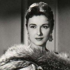 Egyptian actress Mariam Fakhreddine, in a still from one of her many films.