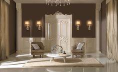 Palazzo Reale | Emozioni | Classic door | New Design Porte