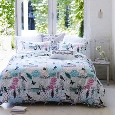 Bed Linen and Quilts By Mercer + Reid - Decoupage at Adairs