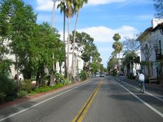 Lived in Santa Barbara for a while..............miss it