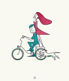Faster than wind by Ale Giorgini