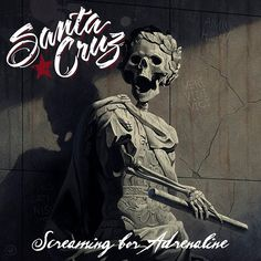 Santa Cruz - Heavy Metal Artwork.  Finland is a country well known for exporting some major names in metal and rock music. Santa Cruz is one of those names. A promising, young band, that stands out with its highly energetic guitar work, powerful lyrics and the ability to deliver a powerful live performance. After the release of their self-title EP 'Anthem for the Young 'n' Restless' they signed on to Spinefarm Records and shortly after released their first studio album...