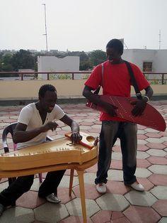 Kanteleet | Eräät rumpalit innostuivat kanteleensoitosta... | Sabar-Elina | Flickr