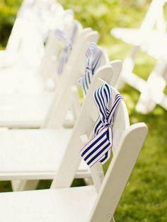 Nautical Wedding: 10 ways to Rock Your Nautical Wedding - KnotsVilla #Nauticalwedding Photo by Gem Photo