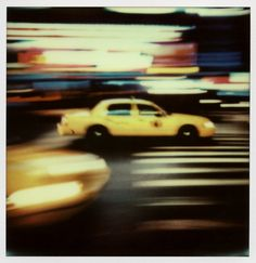 Yellow Cab by tobysx70