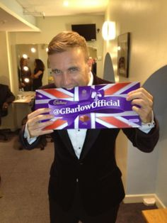 Take That's Gary Barlow was one of the singers tonight at the Olympic Royal Gala at the Royal Albert Hall.    Before the 'Rule the World' singer took to the stage he took part in a twitter Q with fans, here's a few things we learnt from the session.. The cancelled duet with Cheryl Cole is coming    Take That have not split up 'of course not