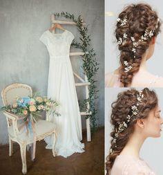 45c99c08c2f2c 13 Best Wedding Dress & Jewellery images in 2018 | Wedding dress ...