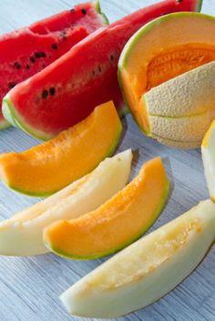 ¿Dulce con salado? Todo es posible con melón