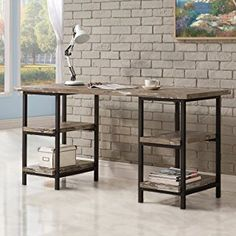 Coaster Home Furnishings 801551 Skelton Collection Writing Desk